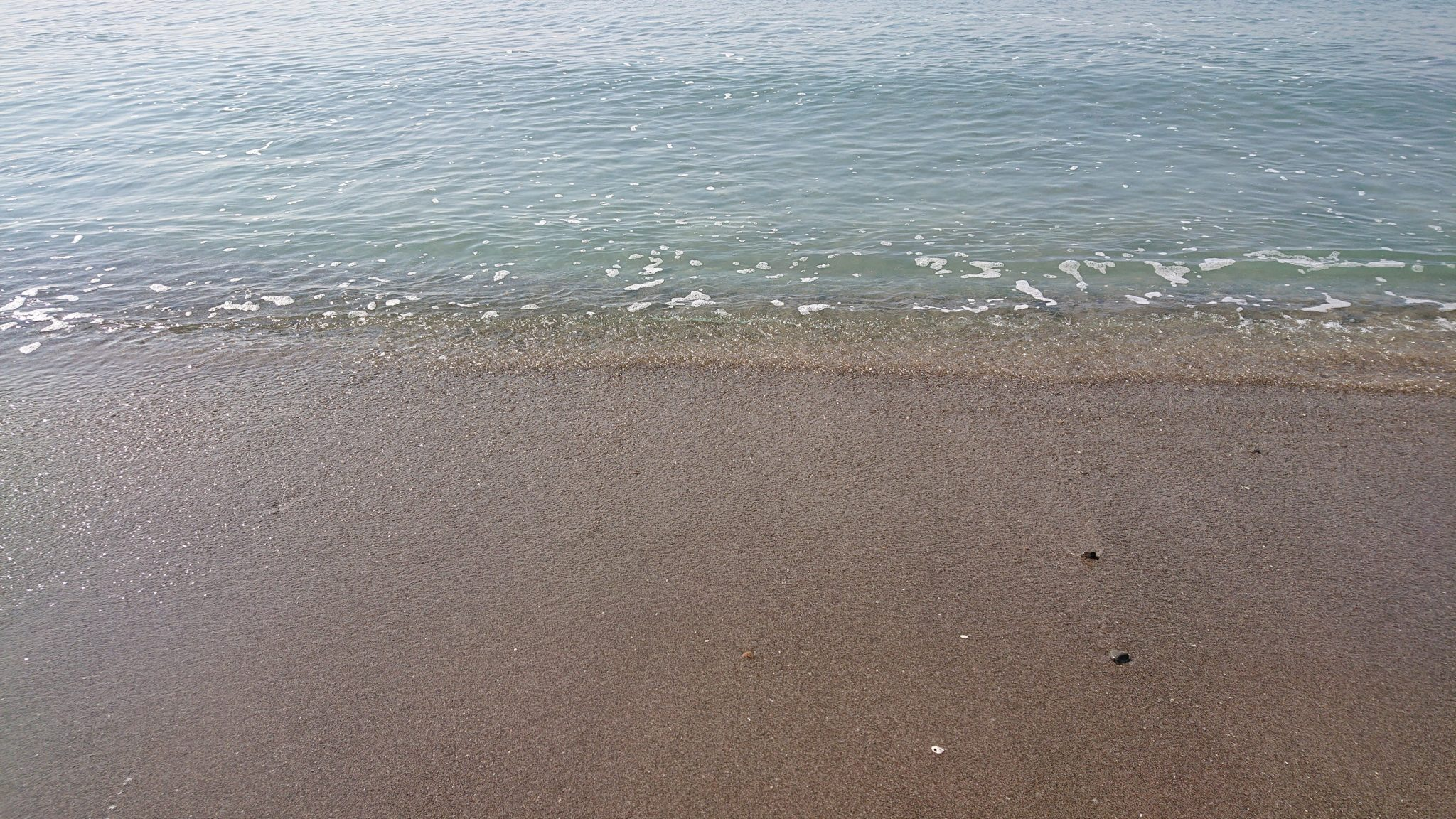 逗子 海 綺麗